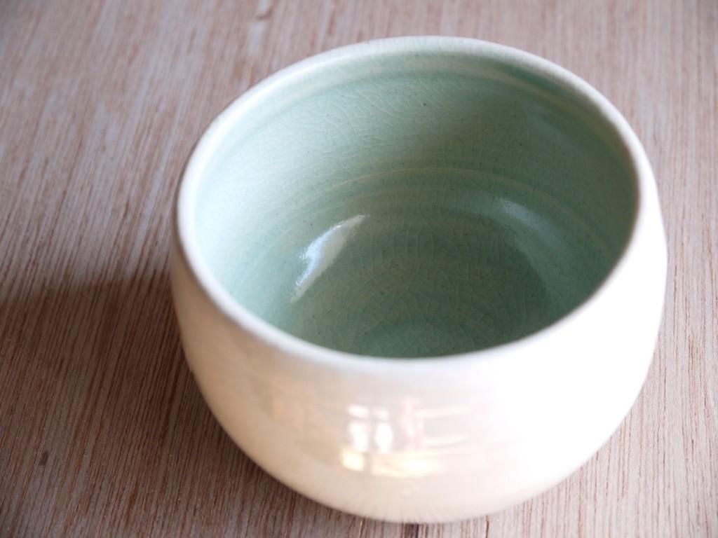 丸い湯飲み・小鉢