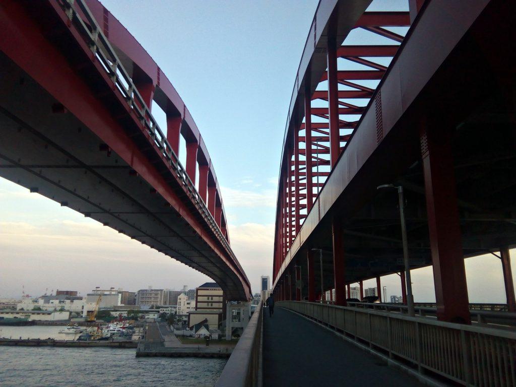 神戸大橋 ポートアイランド