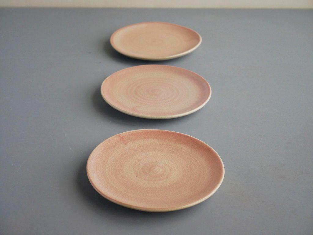 桜化粧小皿
