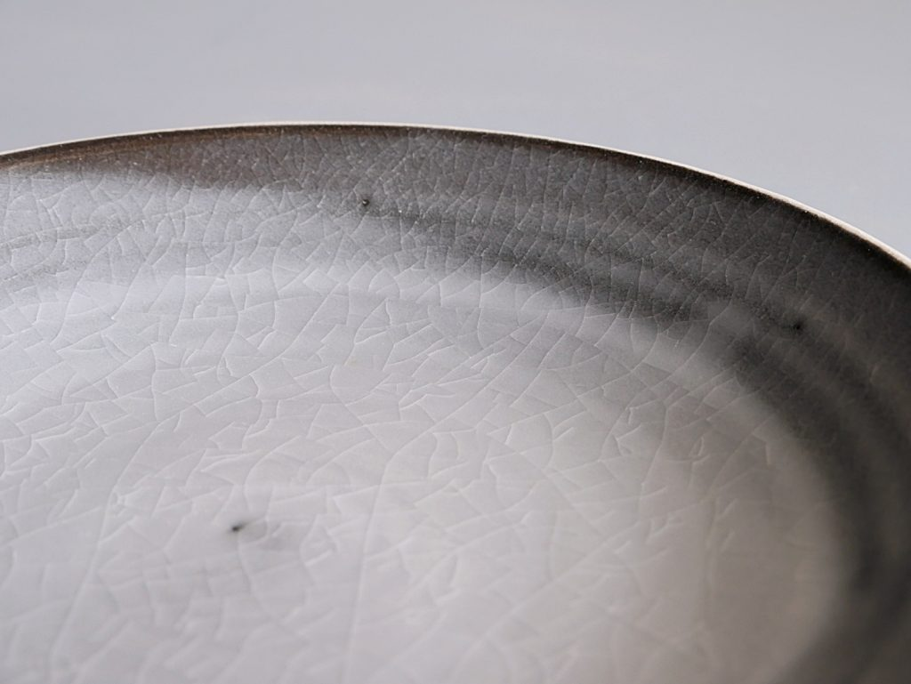 六寸月夜皿