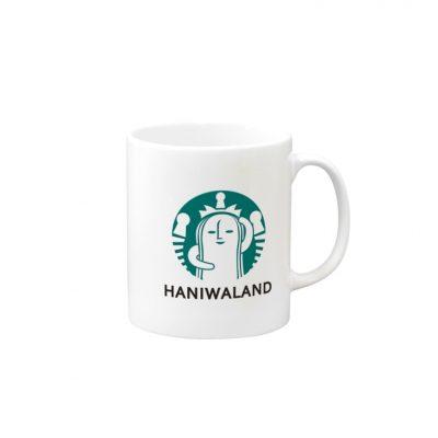 ハニワーランドCAFE マグカップ